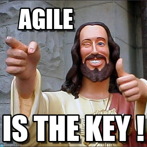 Agile Is The Key for Success