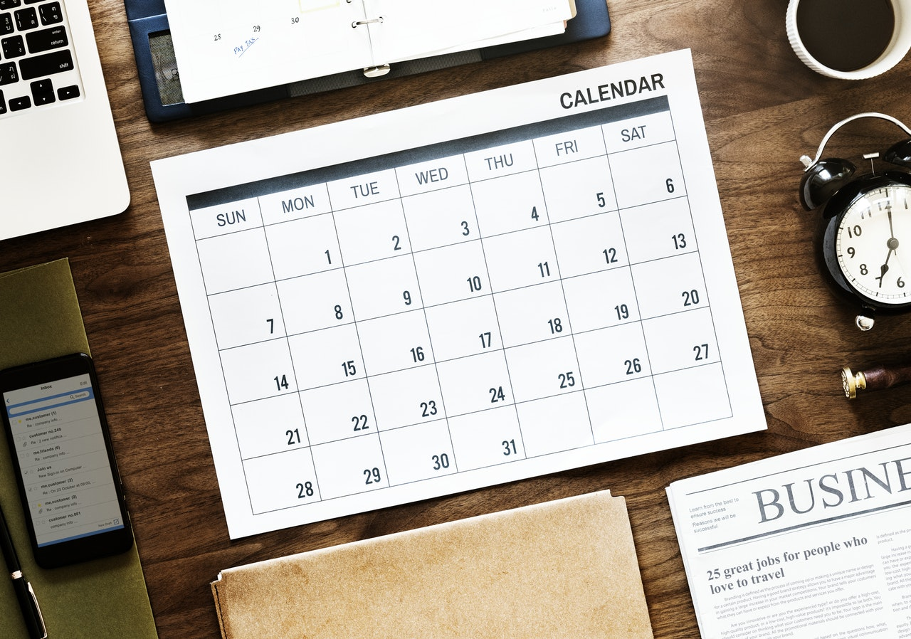 Marketing calendar: cos'è e come si pianifica