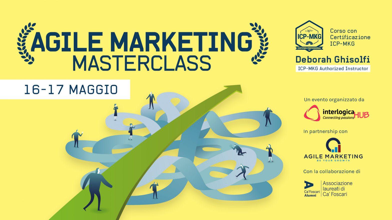 Agile Marketing Masterclass Cà Foscari