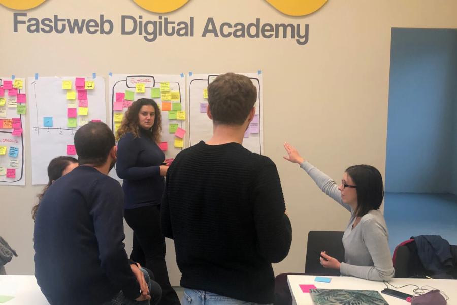 fastweb digital academy e cariplo factory scelgono agile marketing