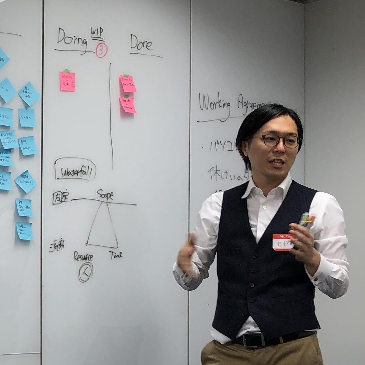 naoya segawa Agile Marketing