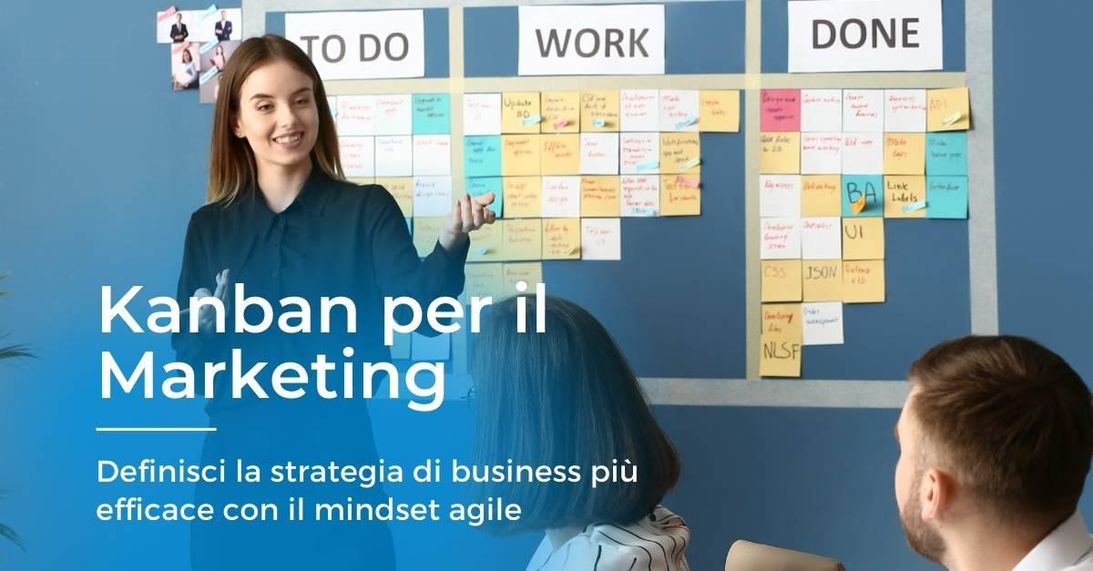 Corso Kanban per il Marketing